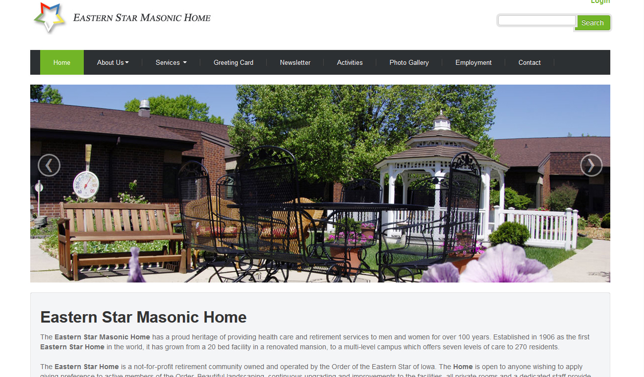 Eastern Star Massonic Home